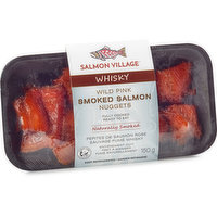 Ocean Wise Recommended. Naturally Smoked. Fully Cooked and Ready to Eat. Keep Refrigerated.