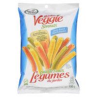 Sensible Portions - Garden Veggie Straws Zesty Ranch