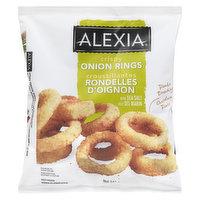 Alexia Alexia - Crispy Onion Rings, 340 Gram