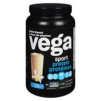 Vega - Sport Performance Protein Drink Mix Vanilla, 828 Gram