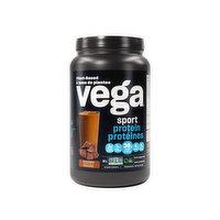 Vega - Sport Performance Protein Drink Mix - Chocolate, 837 Gram