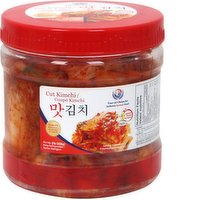 1st Choice - Cut Cabbage Kimchi, 0.91 Kilogram
