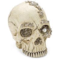 Jewelled - Skull Decor 6.5in