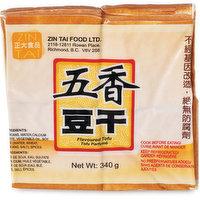 Zin Tai - Flavoured Bean Curd, 340 Gram