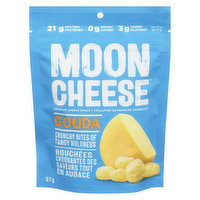Moon Cheese - Gouda Bites