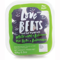 Love Beets - White Wine & Balsamic, 184 Gram