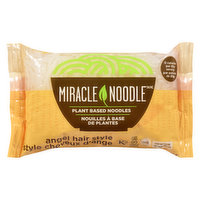 Miracle Noodle - Angel Hair Style Noodle, 198 Gram