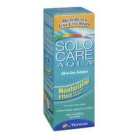 Solo Care - Aqua Contact Lens Solution