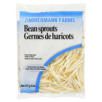 Zimmerman Farm - Bean Sprouts