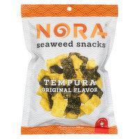 Nora Nora - Seaweed Snacks - Tempura, 45 Gram