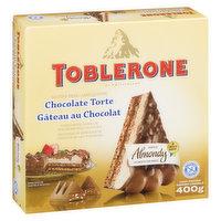 Toblerone - Almond Chocolate Torte, 400 Gram