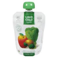 Love Child Love Child - Organics Apples Spinach Kiwi Broccoli, 128 Millilitre