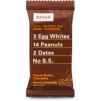 RX BAR - Protein Bar - Peanut Butter Chocolate