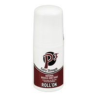 P3 - Natural Muscle &  Joint Roll On Extra Strength