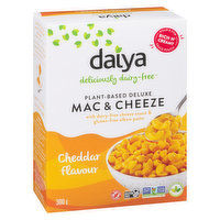 Daiya - Deluxe Cheddar Style Cheezy Mac Lactose Free