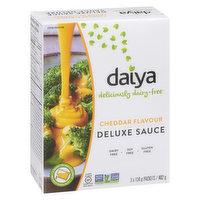 Daiya Daiya - Chedder Style Cheese Sauce, 402 Gram