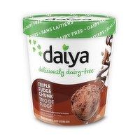 Daiya - Triple Fudge ND Frozen Dessert, 473 Gram
