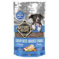 Nature's Recipe Nature's Recipe - Dog Treat - Chewy Bites Chicken Sweet Potato Apple, 100 Gram