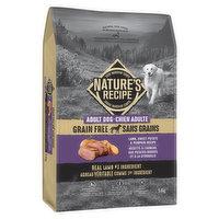 Nature's Recipe - Dry Dog Food - Lamb, Sweet Potato & Pumpkin