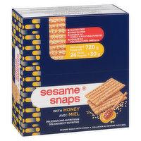 Sesame Snaps - Honey
