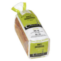 Oliver's Breads Oliver's Breads - Sour Dough White Bread, 1 Each