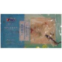 3 Fish - Frozen Grass Carp Fish Slice, 250 Gram