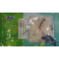 3 Fish - Frozen Tilapia Fish Slice, 250 Gram