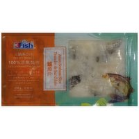 3 Fish - Frozen Asian Seabass Fish Slice, 250 Gram