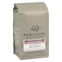 49th Parallel 49th Parallel - Old School Espresso, 340 Gram