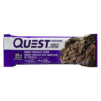 Quest - Protein Bar Double Chocolate Chunky