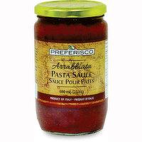 Preferisco Preferisco - Arrabiata Pasta Sauce, 680 Millilitre