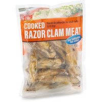 Smart Choice - Cooked Razor Clam Meat