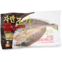 Deltason - Frozen Salted Yellow Croaker, 220 Gram