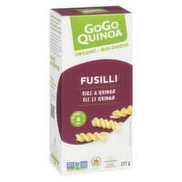 Gogo Quinoa - GoGoQN Fusilli Rice & Quinoa GF, 227 Gram
