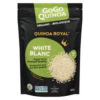 Gogo Quinoa Gogo Quinoa - GoGo Quinoa Royal White Grain GF Org, 500 Gram