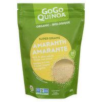 Gogo Quinoa - GoGo Quinoa Amaranth Grain GF, 500 Gram