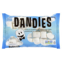 Dandies - Marshmallows - Vanilla Flavoured