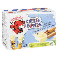 Laughing Cow - Cheese Dippers - Original