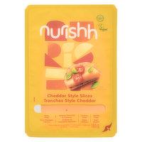 Nurishh - Plant Based Slices Cheddar Style