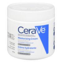 Cerave - Moisturizing Cream, 453 Gram