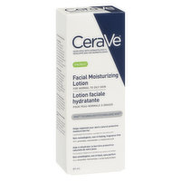 Cerave - PM Facial Moisturizng Lotion