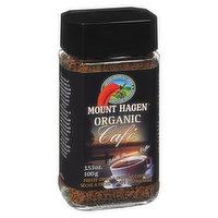 Mount Hagen - Organic Cafe Instant