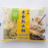 ChiMei - Vegetable Cooked Dumplings, Frozen, 450 Gram