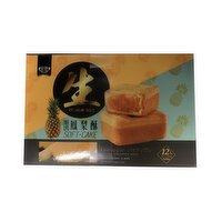 Royal Family - Pineapple Soft Cake, 324 Gram