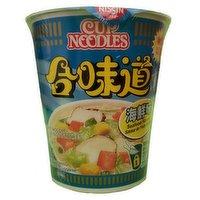 Nissin - Cup Noodles Seafood Flavour, 75 Gram