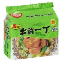 Nissin - Instant Noodle Chicken Flavour, 5 Each