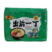 Nissin - Instant Noodles Tonkotsu (Pork), 5 Each