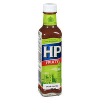 Deliciously mild & tangy brown sauce