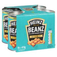 Heinz - Baked Beans 4Pk, 1.6 Kilogram