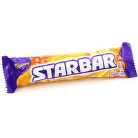 Delicious milk chocolate, surrounding a chewy cosmos of golden caramel and a blast of peanut that is out of this world!